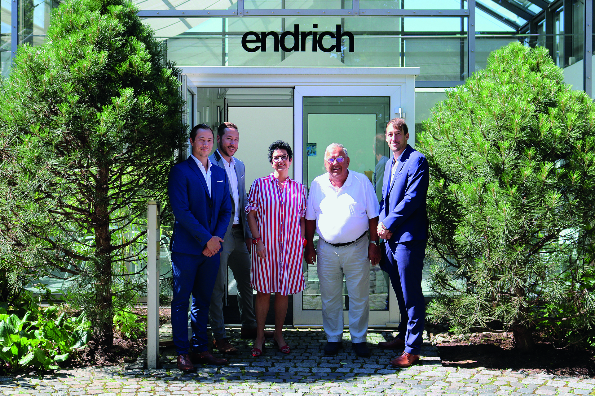 Endrich builds on innovative entrepreneurs – Cooperation with Olmatic as a pioneer of the future